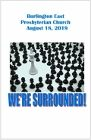 2019-08-18 – We are surrounded