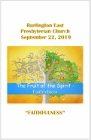 2019-09-22 Bulletin
