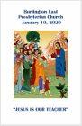 2020-01-19 Bulletin