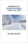 2020-01-26 Bulletin