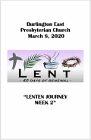 2020-03-08 Bulletin