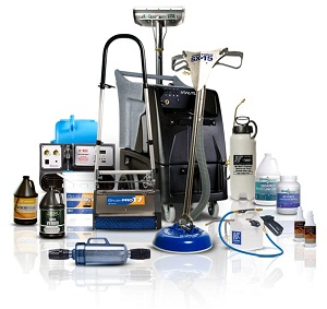 Professional Carpet Cleaning Supplies