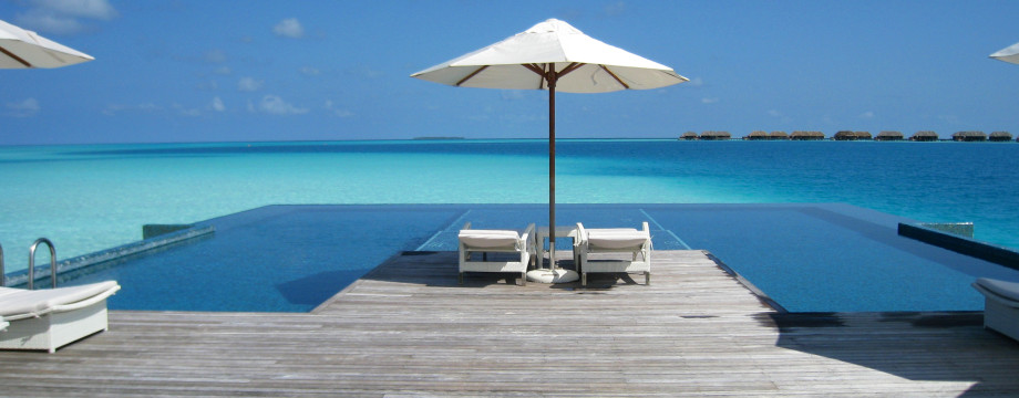 Rangali Island - Maldivies