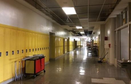 Asbestos Abatement – Detroit Public Schools