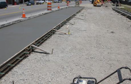 Repair of Pavements, Sidewalks, Driveways and Curb Cuts