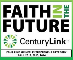 Faithin the future AWARD WINNER