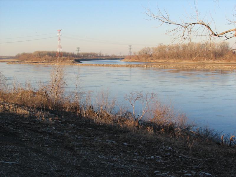 Destination of the Day: St. Louis Riverfront Trail