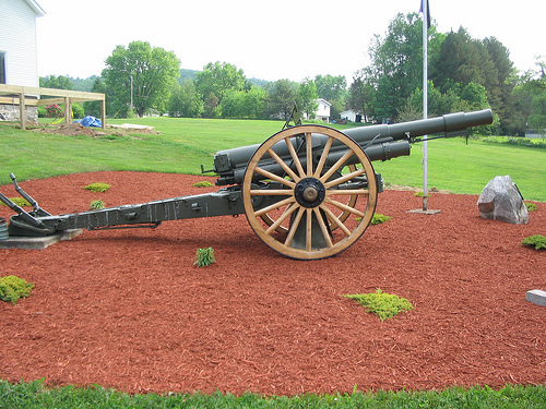M1906 4.7 Field Gun 1
