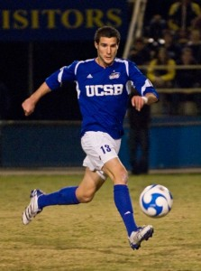 Former UCSB star Chris Pontius has made a name for himself with MLS' DC United