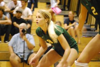 Emily Rottman played on the 2008 CIF Championship team at Santa Barbara High.