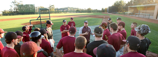 Russ Carr Field - Westmont College