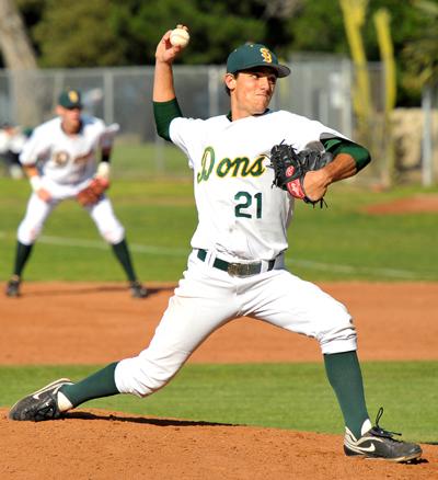 Danny Zandona - Dons Baseball