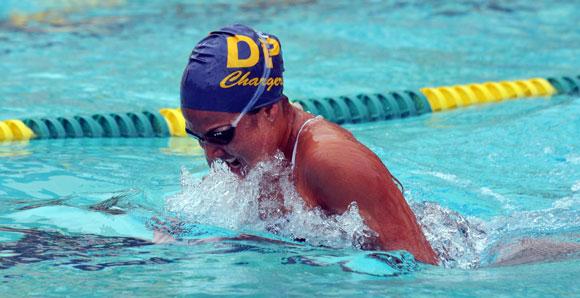 Dos Pueblos swimming