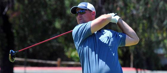 Brian Helton is the defending champion at the Santa Barbara City Golf Championship to be played this weekend at Santa Barbara Golf Club.