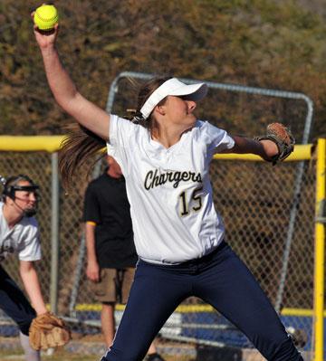 Hannah Harris - Dos Pueblos softball