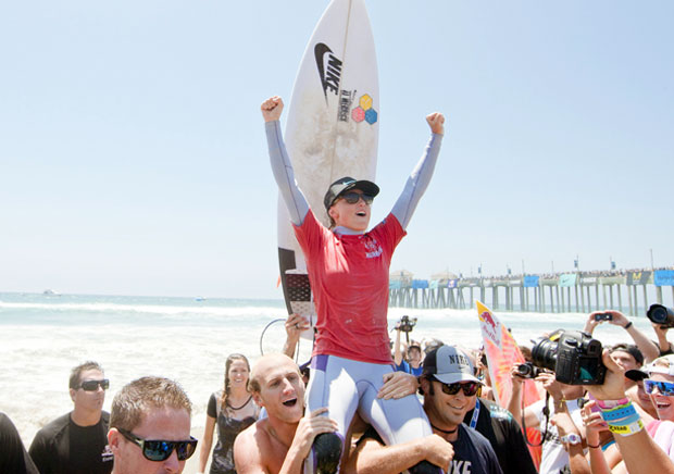 Lakey Peterson - US Open of Surfing