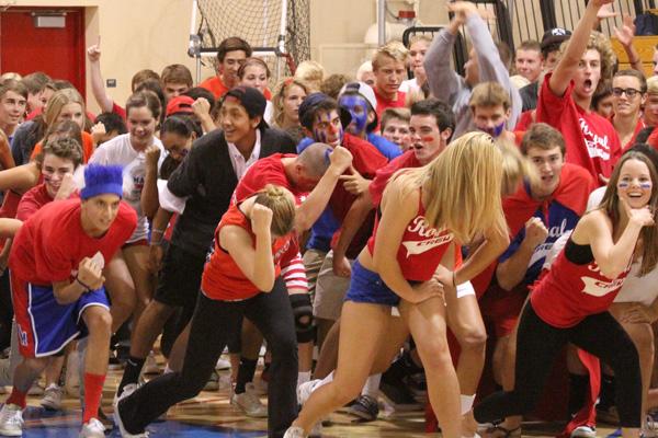 """""""Gangnam Style"""" dance"""