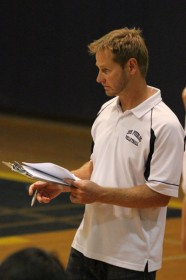 Todd Garrett coached the Dos Pueblos varsity girls volleyball team for six years.