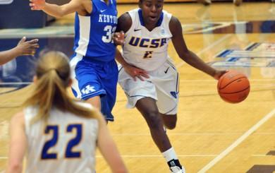 UCSB vs. Kentucky women's basketball