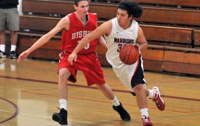 Carpinteria vs. Bishop Diego boys basketball
