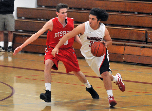 Carpinteria vs. Bishop Diego boys basketball
