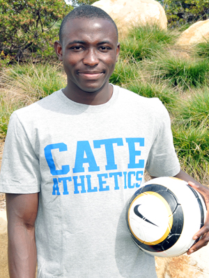 Joshua Yaro - All-City Soccer Team MVP