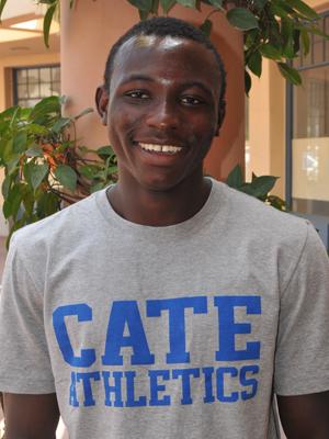 Cate's Joshua Yaro
