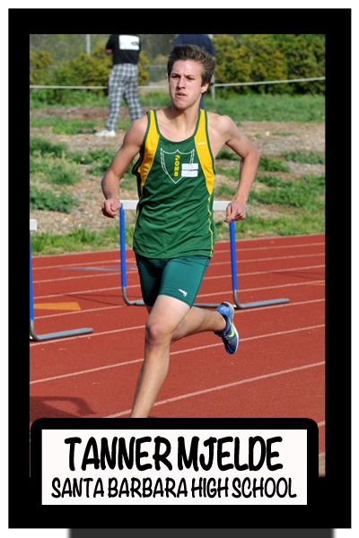 Tanner Mjelde - Santa Barbara High School