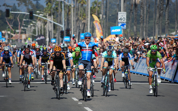Amgen Tour of California - Santa Barbara