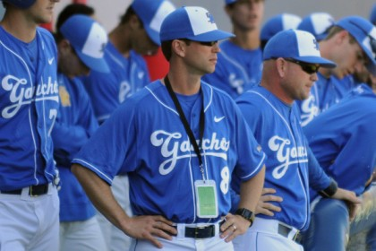 Andrew Checketts - UCSB Baseball head coach