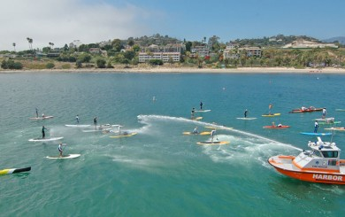 Keiki Paddle - Santa Barbara