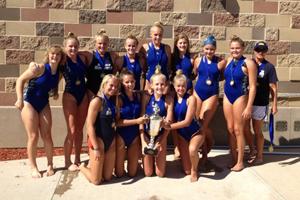 Santa Barbara's champion U14 Girls Team