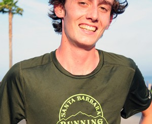 Andrew Robbins - Cate Cross Country