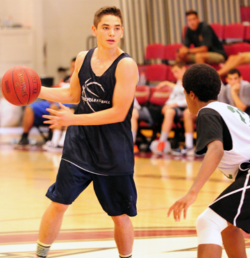 Josh Rodriguez - Sonora Raiders Basketball