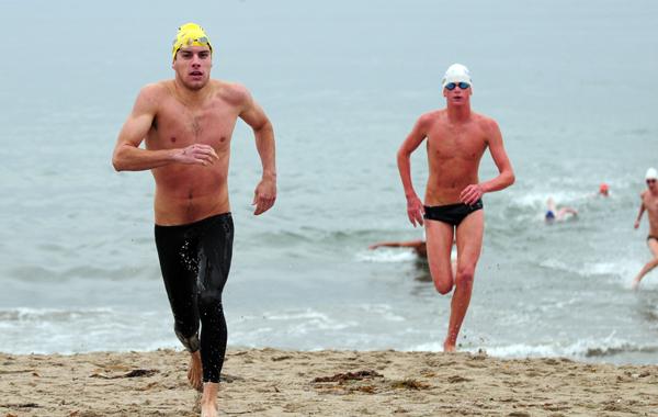 Semana Nautica 1-mile swim