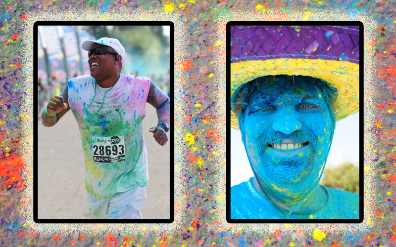 Run or Dye Santa Barbara