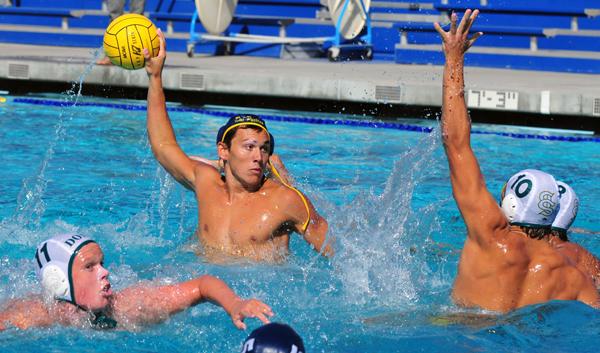 Blake Parrish - Dos Pueblos boys water polo