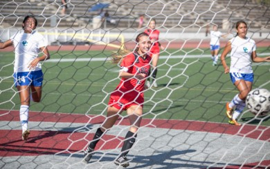 Brandie Harris - SBCC women's soccer
