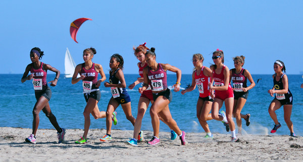 Santa Barbara City College Cross Country Invitational