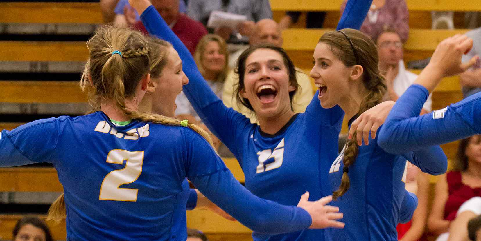 UCSB is returning to the NCAA Tournament for the first time since 2006.