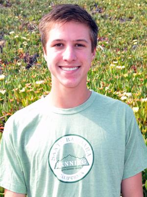 Tanner Mjelde - Santa Barbara High Track