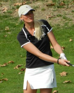 Fanny Johansson won the individual title at the State Championships.