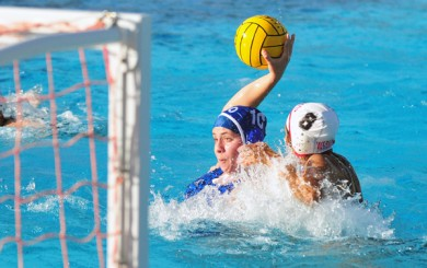Sophia Soriano - Cate School Water Polo