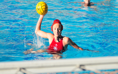 Paige Hauschild - San Marcos Water Polo