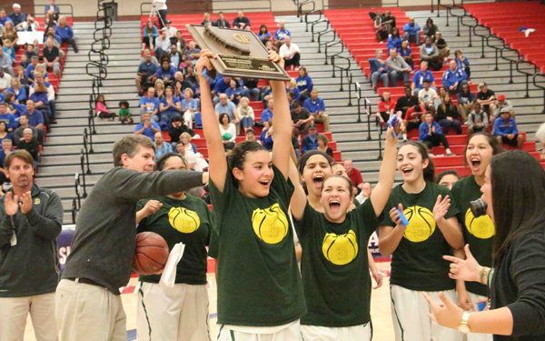 Santa Barbara High Girls Basketball - CIF