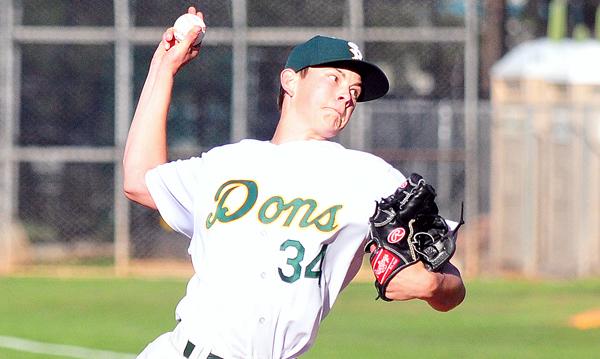 Kevin Gowdy - Santa Barbara High Baseball