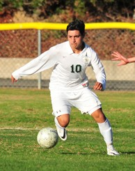 Pepe Barron - Santa Barbara High Soccer