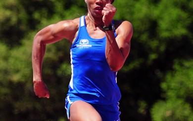 Barbara Nwaba - Heptathlon