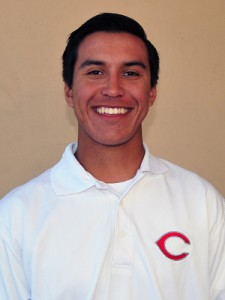 Mo Sanchez pitched a 3-hit shutout and hit a two-run homer for Carpinteria.