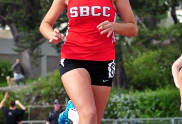 Nicole Bartlett - Santa Barbara City College Track & Field